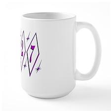 Diamond 80th Mug