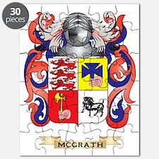 McGrath Coat of Arms - Family Crest Puzzle