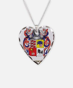 McGrath Coat of Arms - Family Necklace