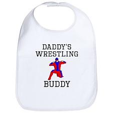 Daddys Wrestling Buddy Bib