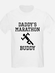 Daddys Marathon Buddy T-Shirt