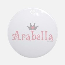Onederful Arabella (2) Ornament (Round)
