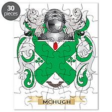 McHugh Coat of Arms - Family Crest Puzzle