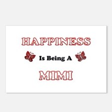 Happiness Is Being A Mimi Postcards (Package of 8)