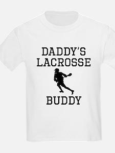 Daddys Lacrosse Buddy T-Shirt