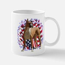 Boxer Patriotic Mug