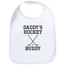 Daddys Hockey Buddy Bib