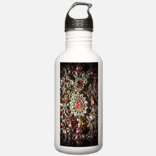 Indian Diamond and Ruby Water Bottle