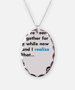 Its time... Necklace