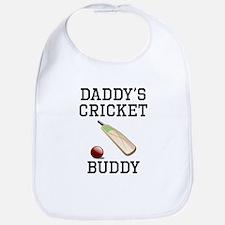 Daddys Cricket Buddy Bib