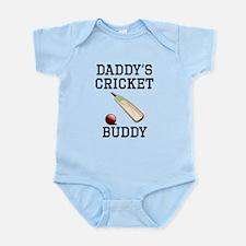 Daddys Cricket Buddy Body Suit