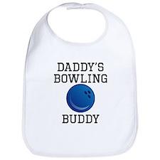 Daddys Bowling Buddy Bib