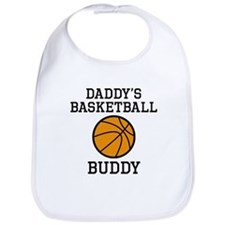 Daddys Basketball Buddy Bib