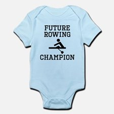 Future Rowing Champion Body Suit