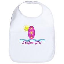 Surfer Girl w/ Sun Bib