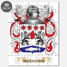 McKeown Coat of Arms - Family Crest Puzzle