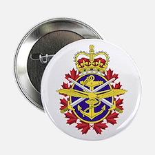 "Canadian Forces Logo 2.25"" Button"