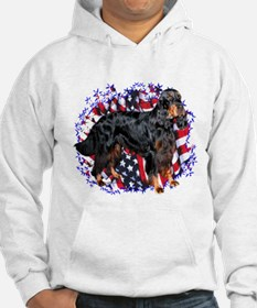 Gordon Patriotic Jumper Hoody
