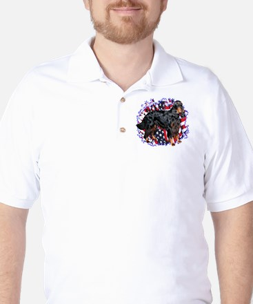 Gordon Patriotic Golf Shirt