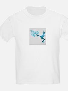 Skating LAdy T-Shirt