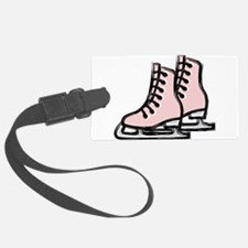 Ice Skate Luggage Tag