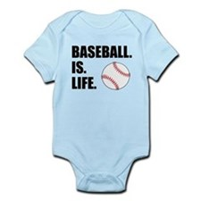 Baseball Is Life Body Suit