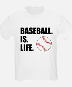 Baseball Is Life T-Shirt