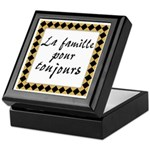 Famille Toujours Keepsake Box