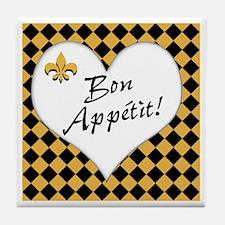 Bon Apetite Tile Coaster