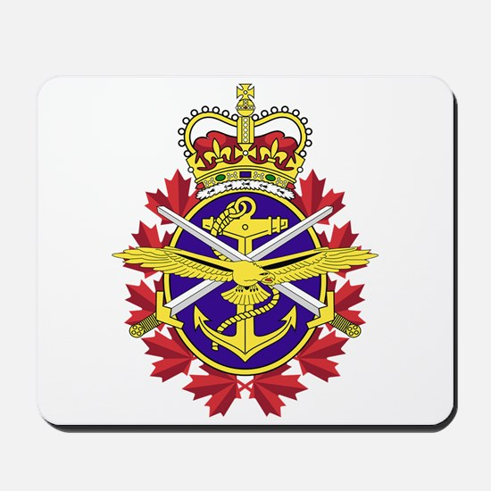 Canadian Forces Logo Mousepad