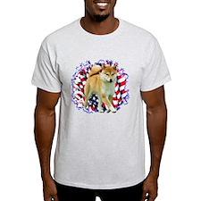 Shiba Patriot T-Shirt