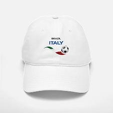 Soccer 2014 ITALY Baseball Baseball Cap