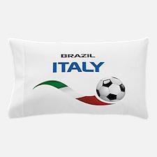 Soccer 2014 ITALY Pillow Case