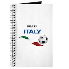 Soccer 2014 ITALY Journal