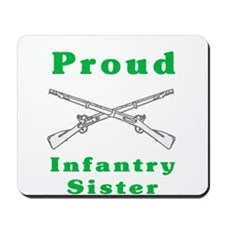 infrantry sister Mousepad