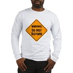 Take Heed of This Long Sleeve T-Shirt