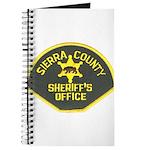Sierra County Sheriff Journal