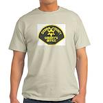 Sierra County Sheriff Light T-Shirt
