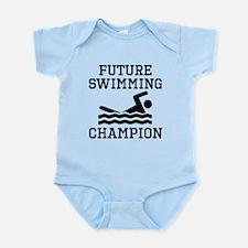 Future Swimming Champion Body Suit