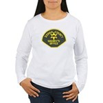Sierra County Sheriff Women's Long Sleeve T-Shirt