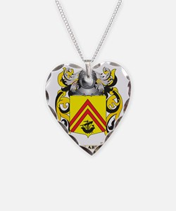 McLaren Coat of Arms - Family Necklace