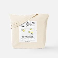 Chick Pea Tote Bag
