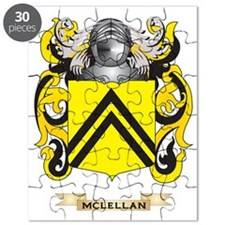 McLellan Coat of Arms - Family Crest Puzzle
