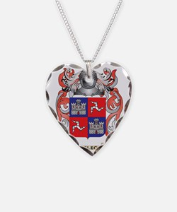 McLeod Coat of Arms - Family  Necklace