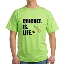 Cricket Is Life T-Shirt