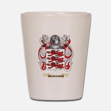 McMahon Coat of Arms - Family Crest Shot Glass