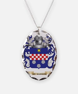 Mc-Marquis Coat of Arms - Fami Necklace