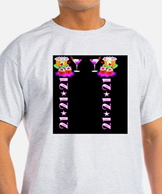 SIZZLING 21ST T-Shirt