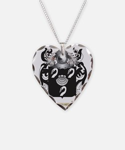 Mc-Micheal Coat of Arms - Fam Necklace