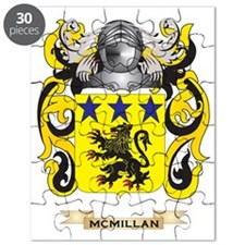 McMillan Coat of Arms - Family Crest Puzzle